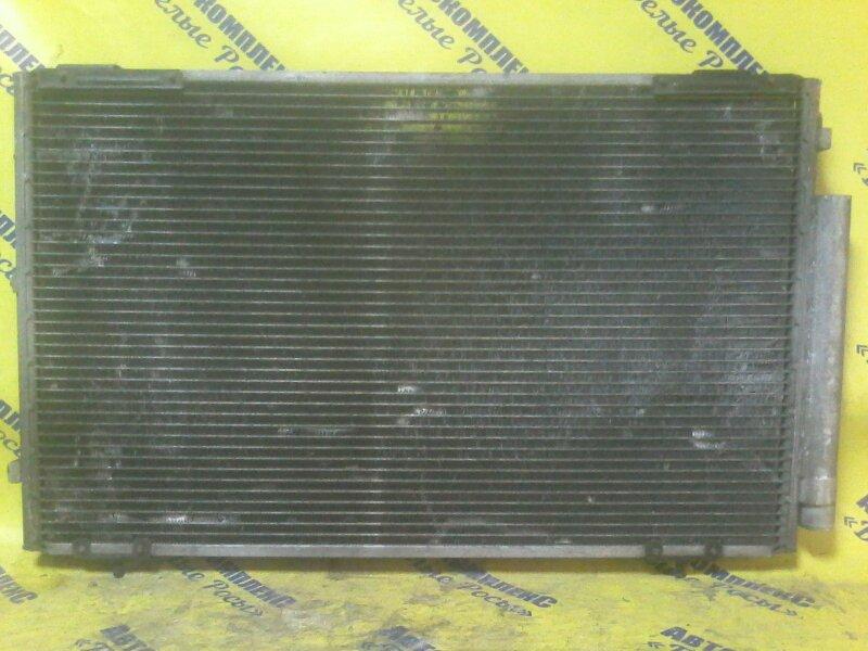 Радиатор кондиционера Toyota Opa ACT10 1AZFSE 2000 передний
