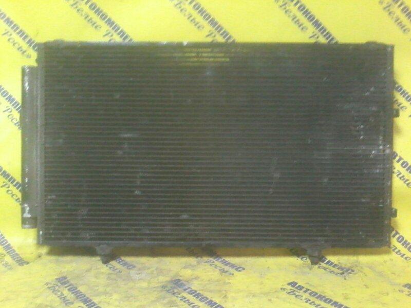 Радиатор кондиционера Toyota Windom MCV30 1MZFE 2002 передний