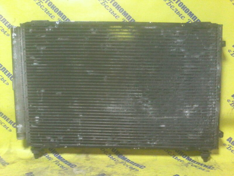 Радиатор кондиционера Toyota Gaia SXM10 3SFE 1996 передний