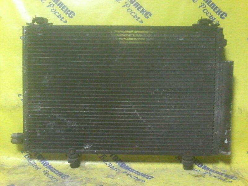 Радиатор кондиционера Toyota Bb NCP30 2NZFE 2000 передний
