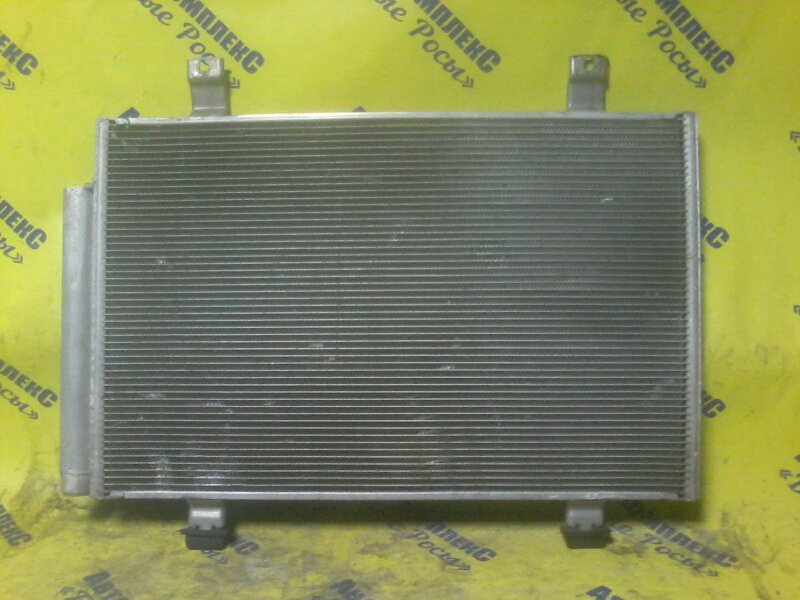 Радиатор кондиционера Suzuki Swift ZC11S M13A 2004 передний