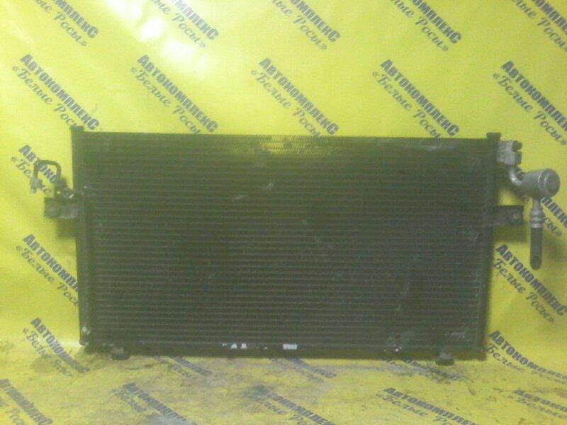 Радиатор кондиционера Nissan R'nessa N30 SR20DE 1997 передний