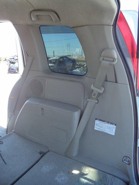 Пластик салона Toyota Isis ZNM10 1ZZFE 2004 правый