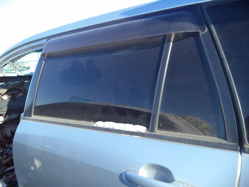 Стекло двери задней Toyota Corolla Fielder NZE121 1NZFE 2003 заднее левое