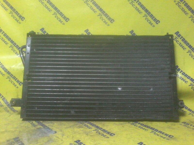Радиатор кондиционера Mitsubishi Pajero V21 4G64 2006 передний