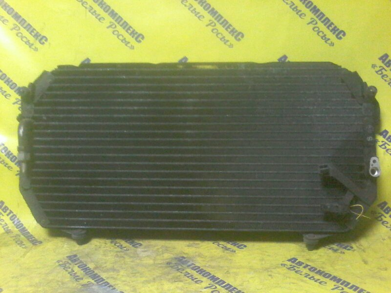 Радиатор кондиционера Toyota Vista SV40 3SFE 1993 передний