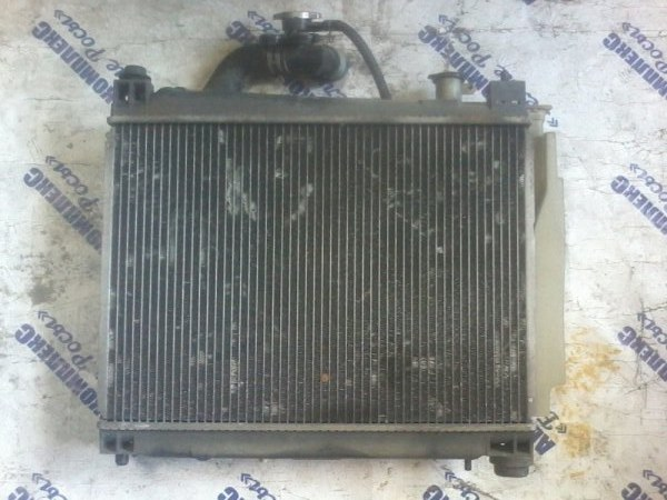 Диффузор Toyota Succeed NCP51 1NZFE 2002 передний