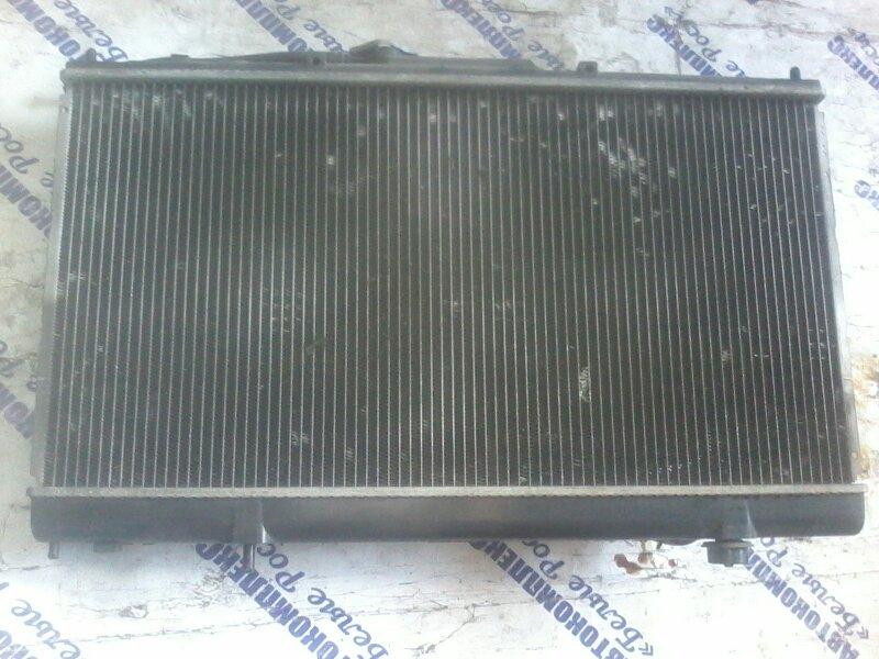Радиатор охлаждения двигателя Mitsubishi Galant EA1A 4G93 1998 передний