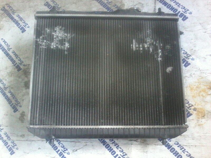 Радиатор охлаждения двигателя Daihatsu Terios Kid J111G EFDEM 2006 передний