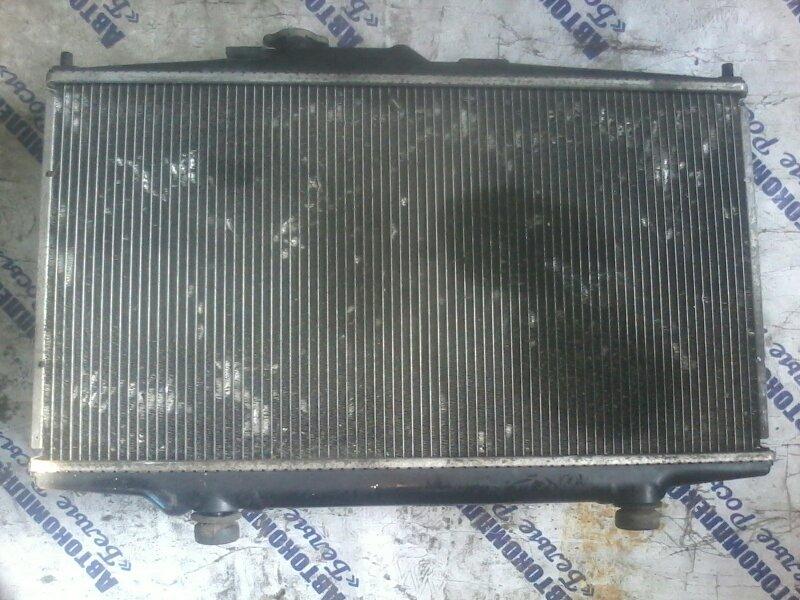 Радиатор охлаждения двигателя Honda Accord CF6 F23A 1997 передний