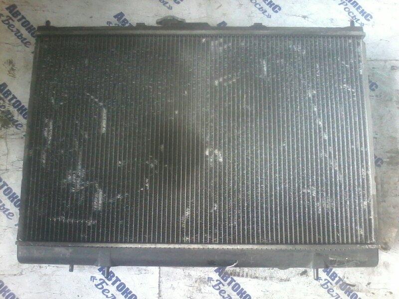Радиатор охлаждения двигателя Mitsubishi Rvr N71W 4G93 1999 передний