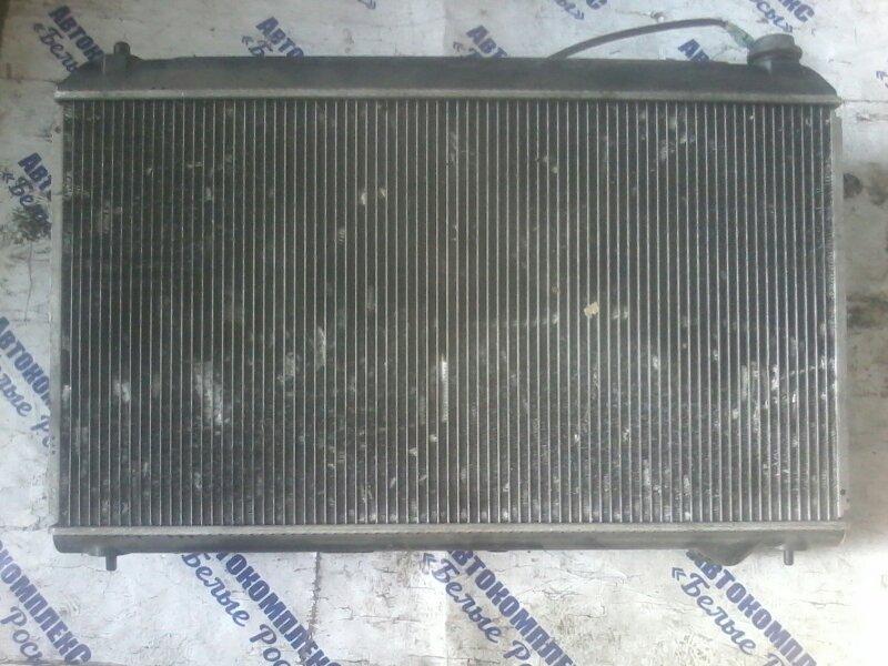 Радиатор охлаждения двигателя Mitsubishi Diamante F46A 6G72 1997 передний