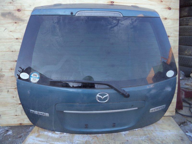 Дверь багажника Mazda Verisa DC5W ZYVE 2004 задняя