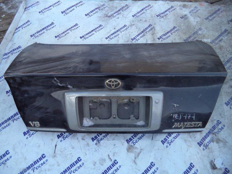 Крышка багажника Toyota Crown Majesta UZS171 1UZFE 2002 задняя