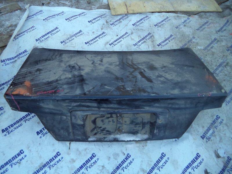 Крышка багажника Toyota Chaser GX100 1GFE 1997 задняя
