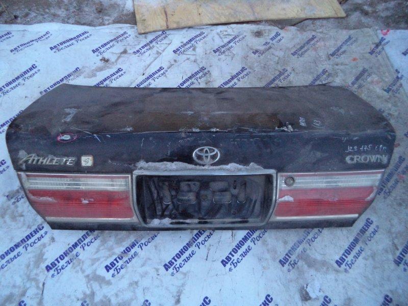 Крышка багажника Toyota Crown JZS175 2JZFSE 1999 задняя