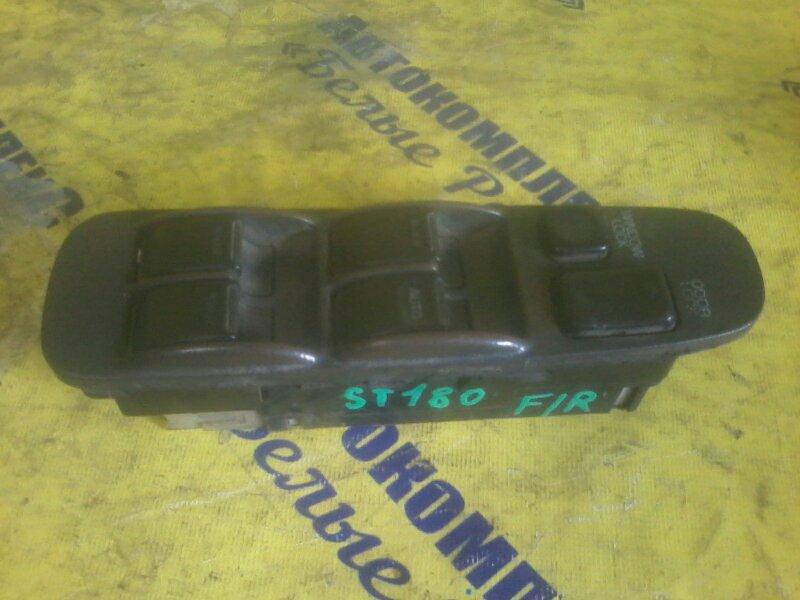 Блок управления стеклами Toyota Corona ST180 3SFE 1992 передний правый