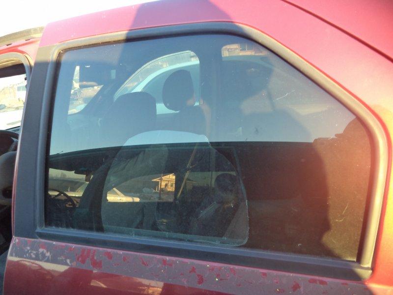 Стекло двери задней Renault Logan LS0G K7J 2005 заднее левое