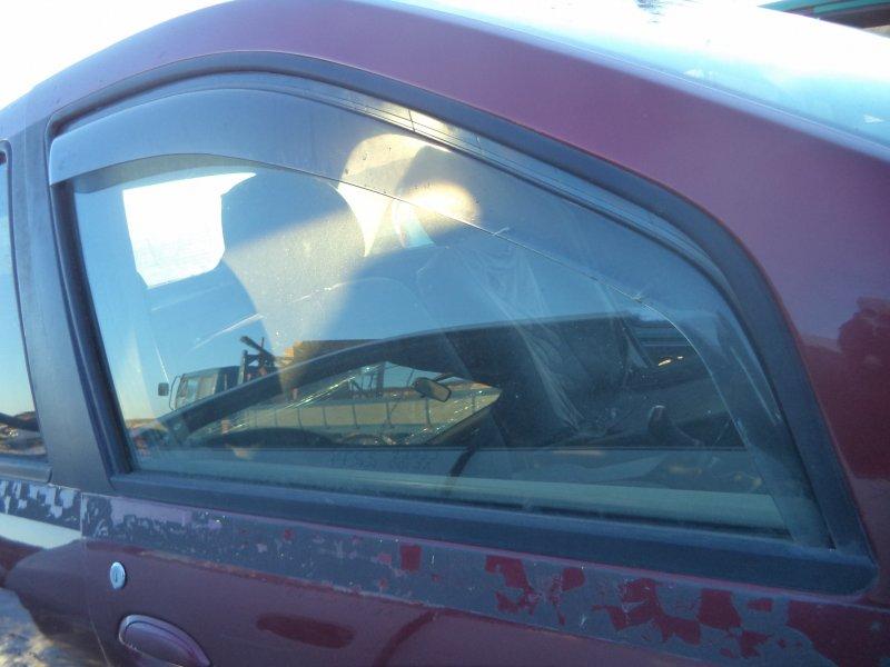 Стекло двери передней Renault Logan LS0G K7J 2005 переднее правое