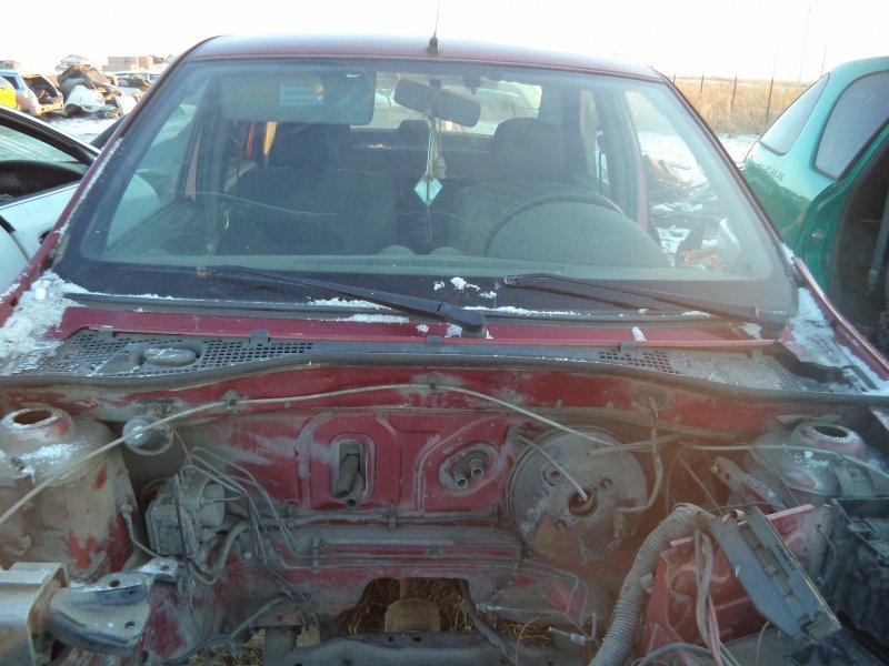 Пластик под дворники Renault Logan LS0G K7J 2005 передний