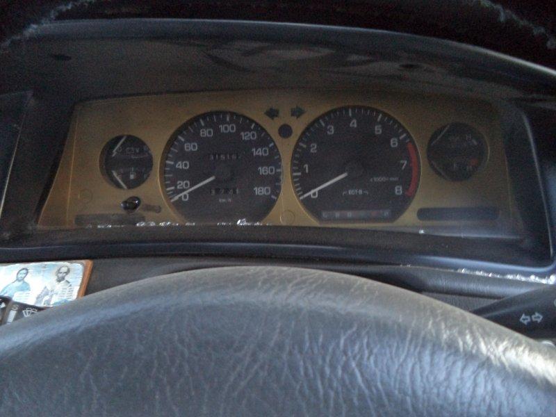Панель приборов Toyota Corona ST180 3SFE 1992 передний