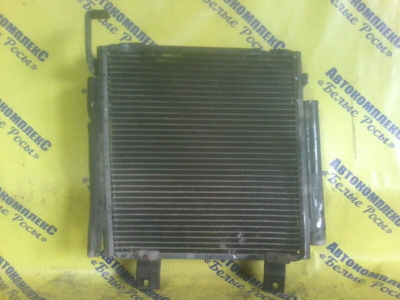 Радиатор кондиционера Toyota Duet M100A EJDE 1999 передний