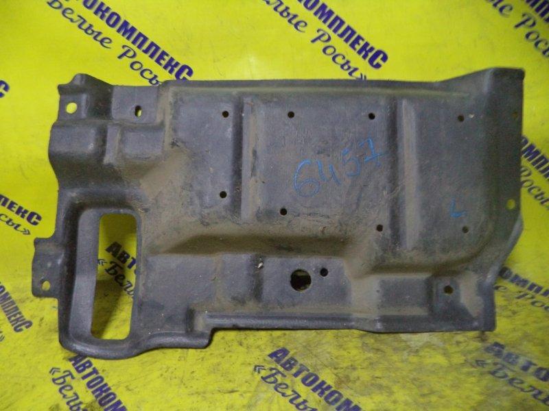 Защита двигателя Toyota Premio ZZT240 1ZZFE 2002 передняя левая