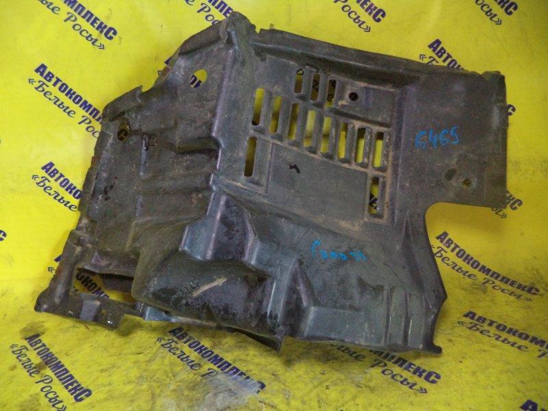 Защита двигателя Nissan Cima FHY33 VQ30DET передняя
