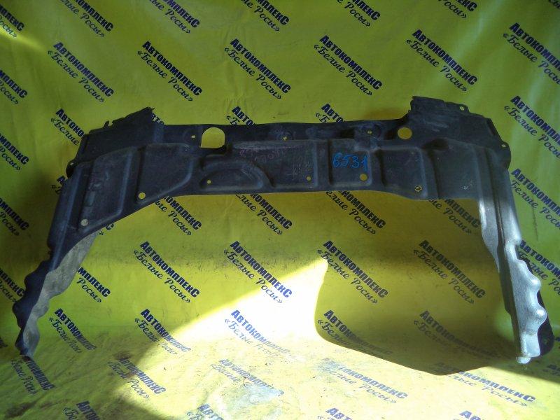 Защита двигателя Toyota Probox NCP58 1NZFE передняя