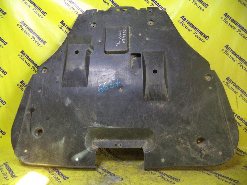 Защита двигателя Mazda Atenza GY3W L3WE 2004 передняя