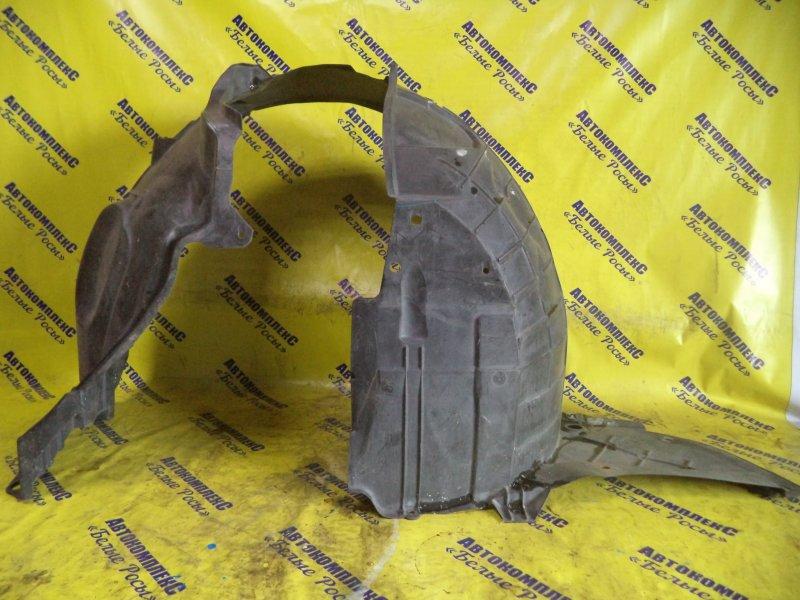 Подкрылок Nissan Bluebird Sylphy KG11 MR20 2006 передний левый