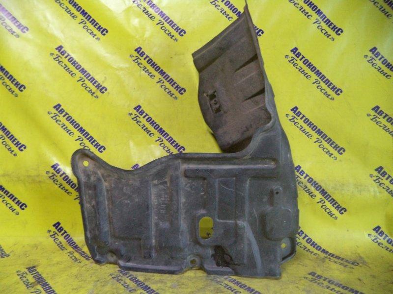 Защита двигателя Toyota Sprinter AE100 5AFE 2002 передняя правая