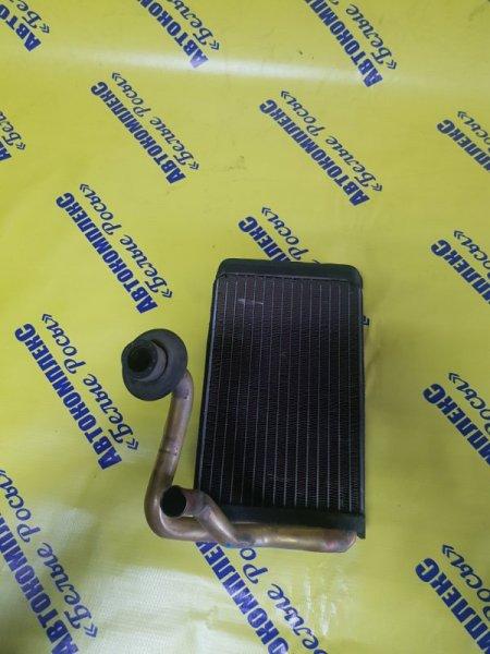 Радиатор печки Mazda Familia BHA7R 4EE1T 1995 передний