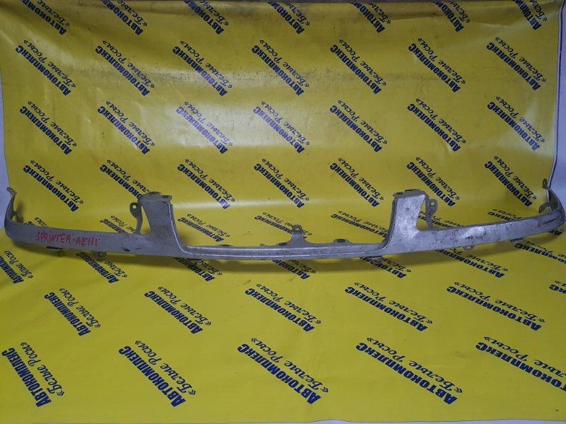 Планка под фары Toyota Sprinter AE111 4AFE 1995 передняя
