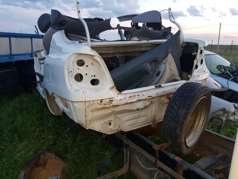 Порог Toyota Platz SCP11 1SZFE 2000 левый