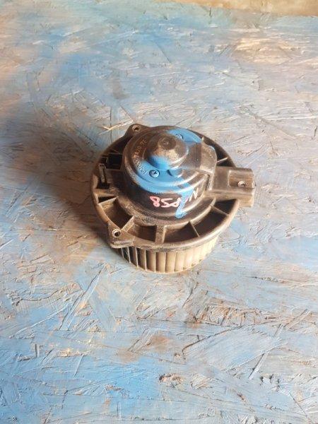 Мотор печки Toyota Succeed NCP58 1NZFE 2007 передний