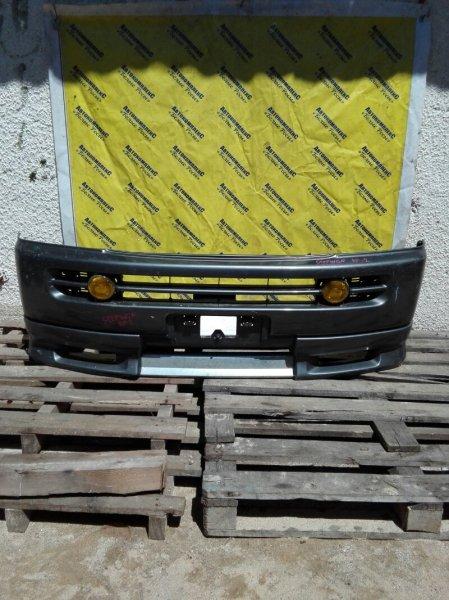 Бампер Honda Stepwgn RF2 B20B 1999 передний