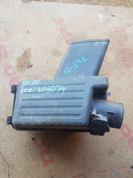 Корпус воздушного фильтра Toyota Vista SV50 3S 1997 передний