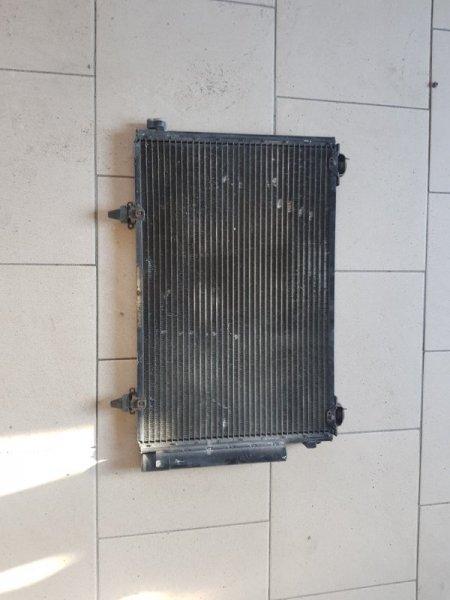Радиатор кондиционера Toyota Funcargo NCP20 1NZFE 2000 передний