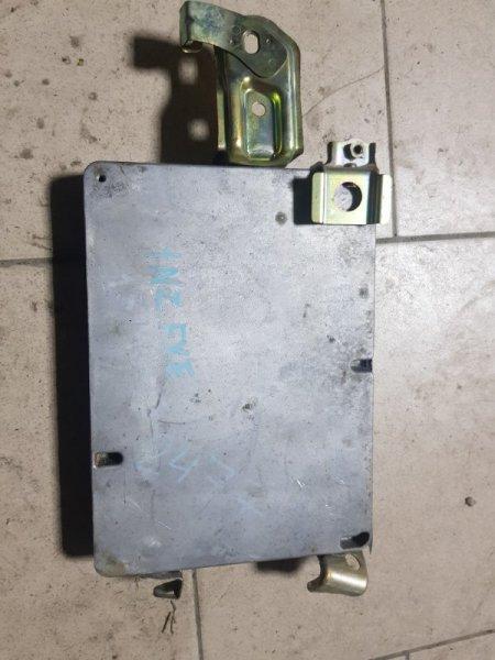 Блок управления двигателем Toyota Prius NHW20 1NZFXE 2003