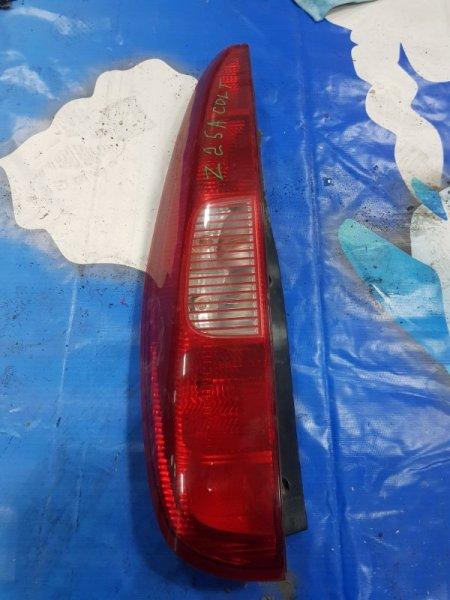 Стоп-сигнал Mitsubishi Colt Z25A 4G19 2002 задний левый