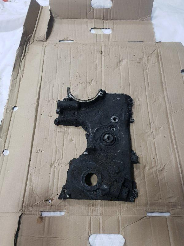 Лобовина двигателя Toyota Vitz SCP10 1SZFE 1999