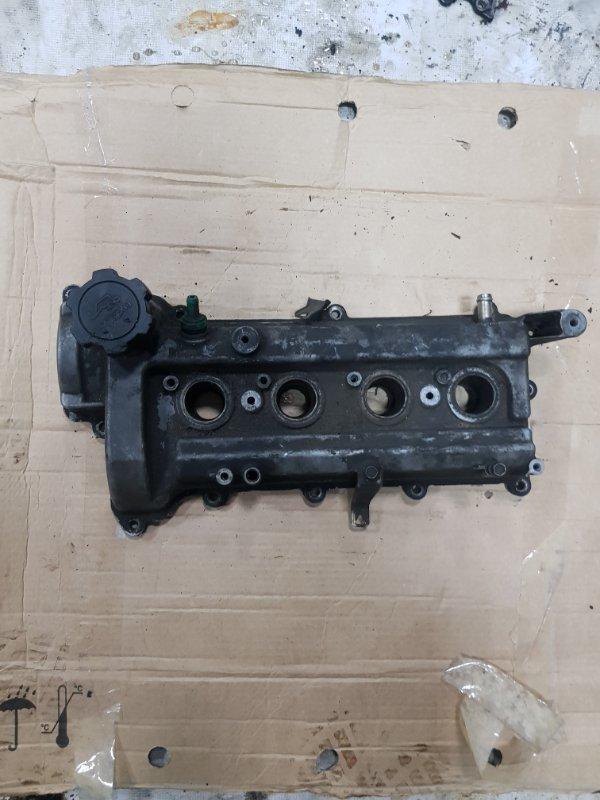 Крышка клапанов Toyota Vitz SCP10 1SZFE 1999 передняя