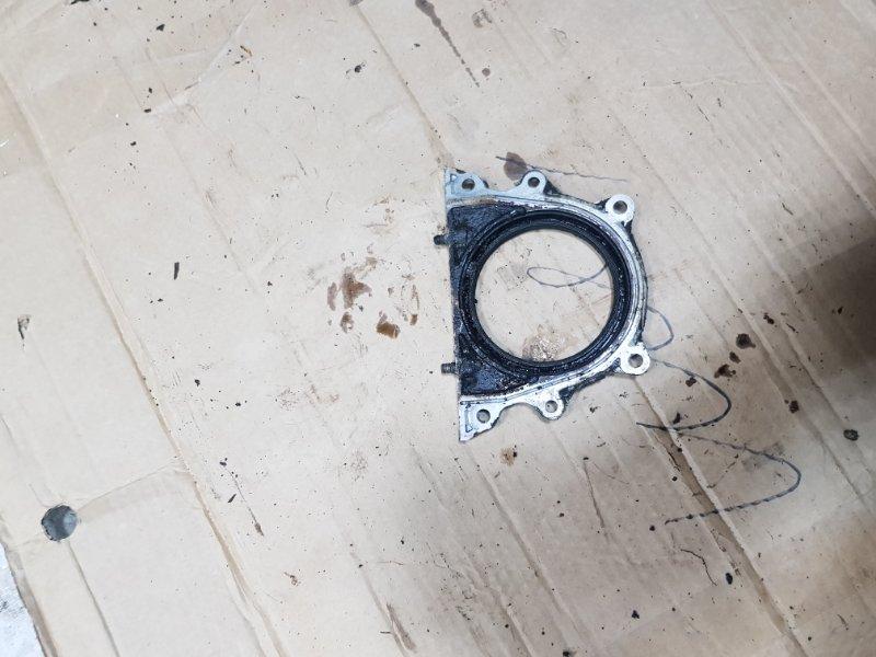Корпус коренного сальника Toyota Vitz SCP10 1SZFE 1999 задний