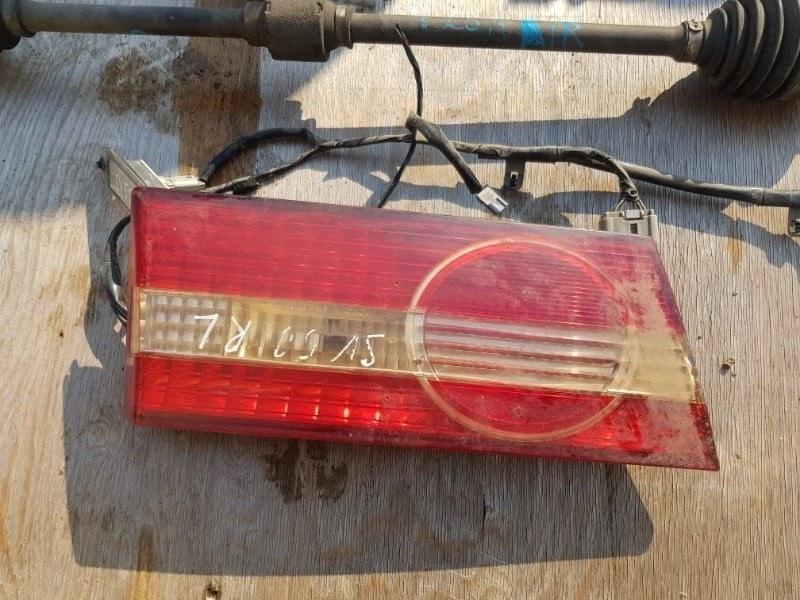 Стоп-сигнал Toyota Vista Ardeo SV50 3SFSE 1997 задний левый