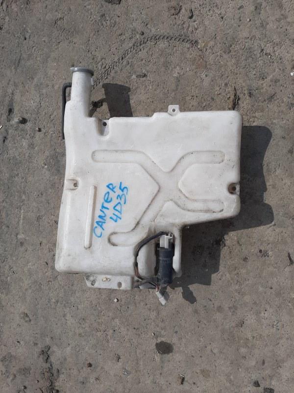 Бачок омывателя Mitsubishi Canter FE63 4D33 1996 передний