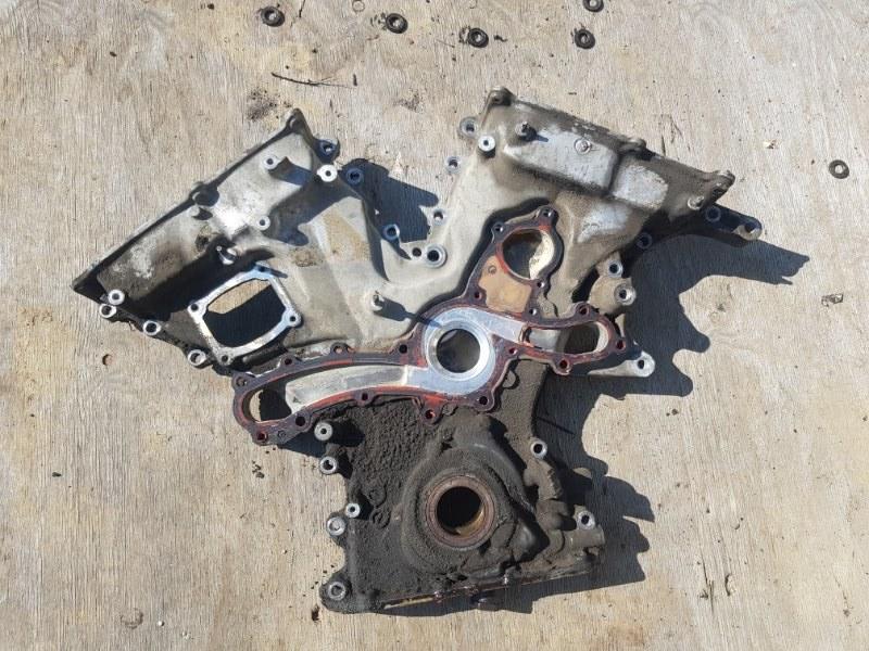 Лобовина двигателя Toyota Crown GRS183 3GRFSE 2003 передняя