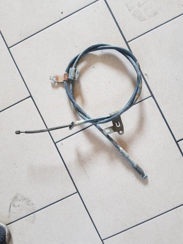 Трос ручника Toyota Ist NCP60 2NZFE 2002 задний