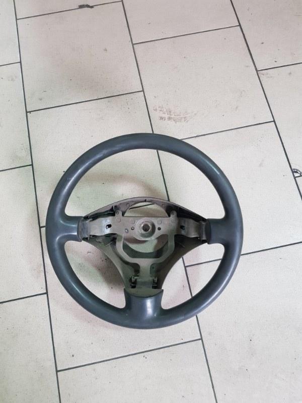 Руль Toyota Platz SCP12 1SZFE 2000 передний