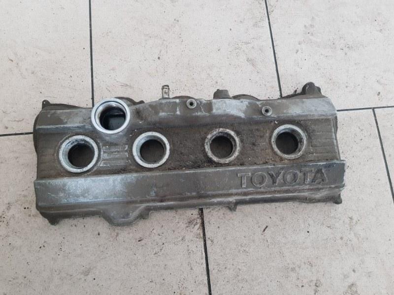 Крышка клапанов Toyota Ipsum SXM10 3SFE 1996 передняя верхняя